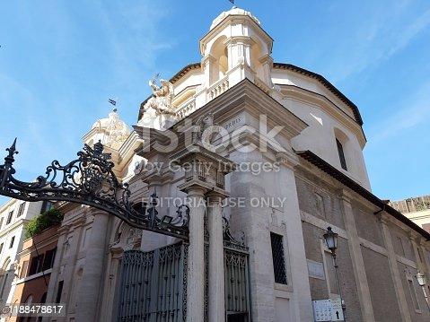 istock Città del Vaticano - Chiesa di Sant'Anna dei Palafrenieri 1188478617