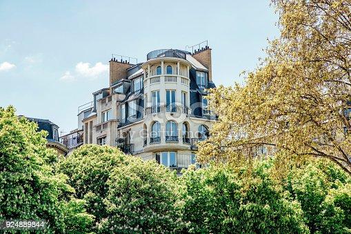 City Apartments in Paris, France