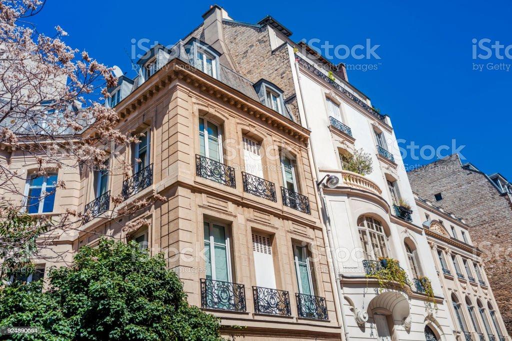 Cityapartments in Paris, Frankreich – Foto