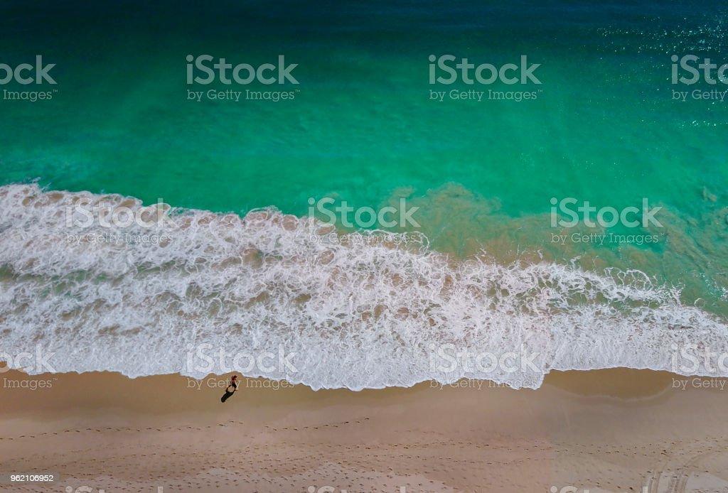 City Beach, Perth stock photo