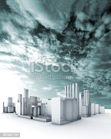 585292106 istock photo city blueprint 532681291