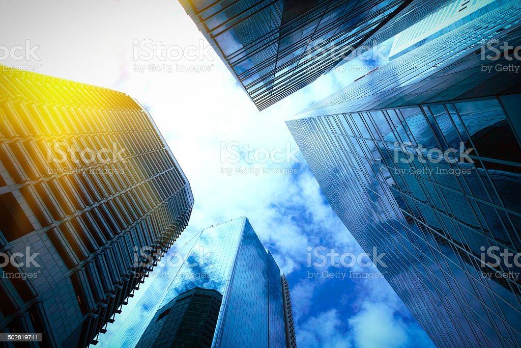 city building stock photo