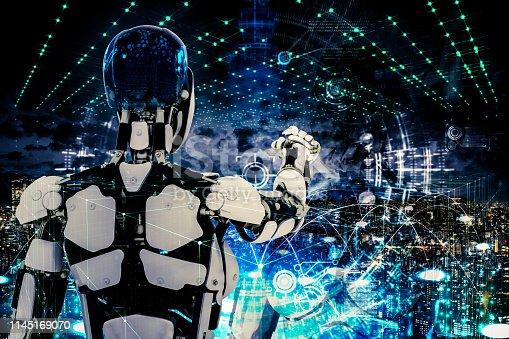832169838istockphoto AI city building tokyo 1145169070