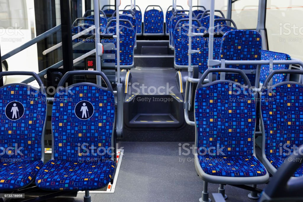 City bus innen – Foto