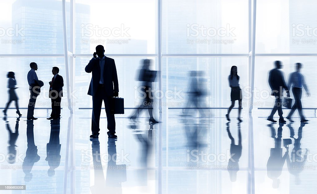 City Business. royalty-free stock photo