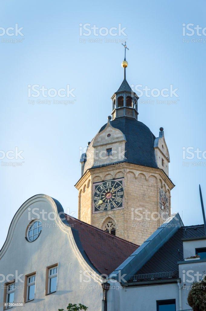 City Church St. Michael in German city Jena, Germany