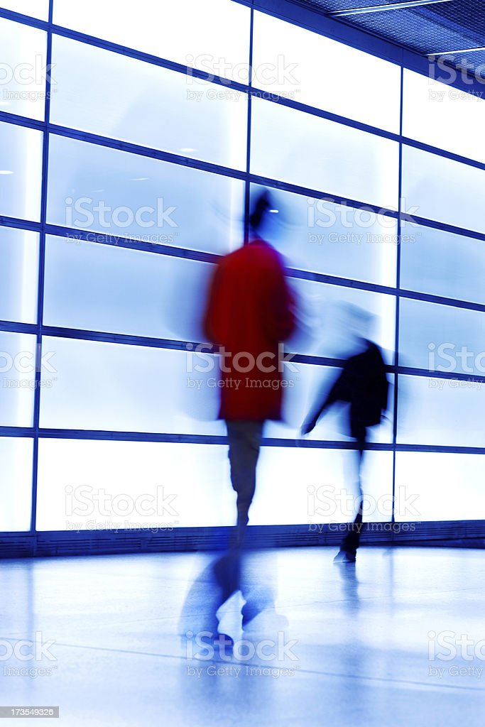City Commuter royalty-free stock photo