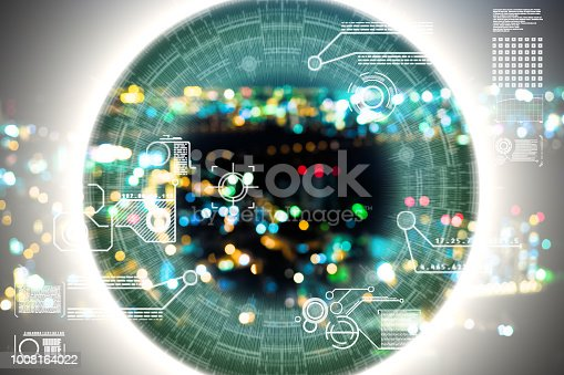 istock AI city defocused japan 1008164022