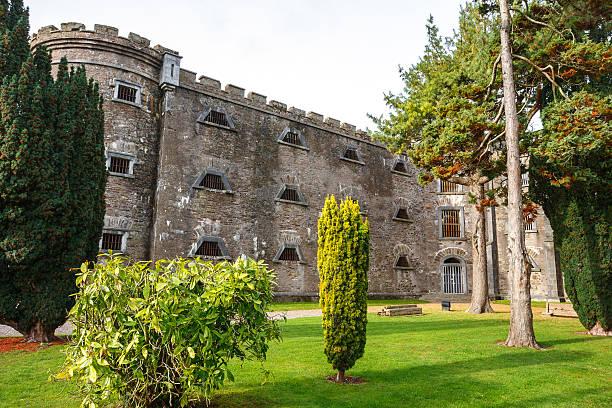 City Gaol. Cork, Ireland stock photo