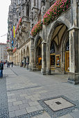 istock City hall at the Marienplatz in Munich, Germany 1242483789
