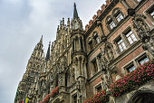 istock City hall at the Marienplatz in Munich, Germany 1242483798