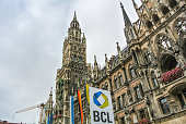 istock City hall at the Marienplatz in Munich, Germany 1242484301