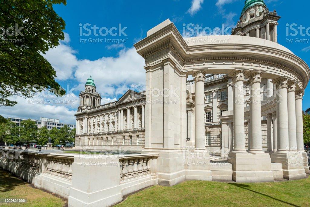 Rathaus in Belfast – Foto