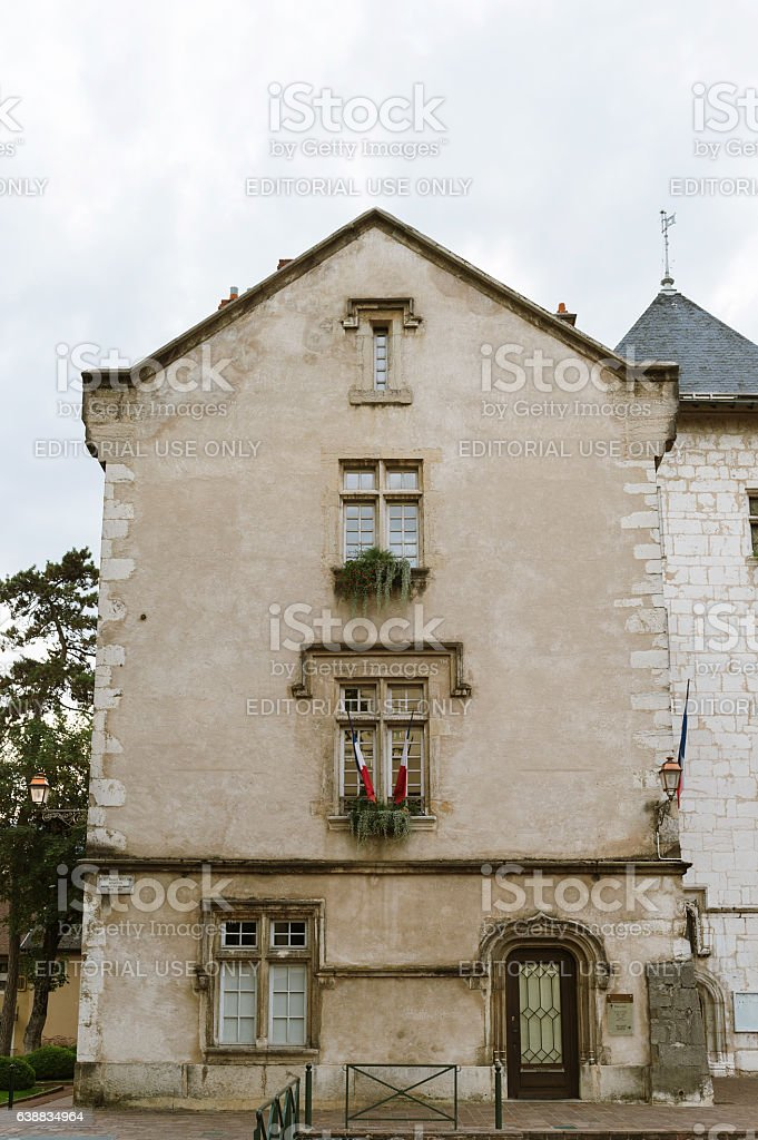 City Hall in France, Aix-les Bains - Photo