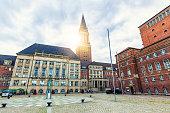 istock City Hall in Kiel 1271893086