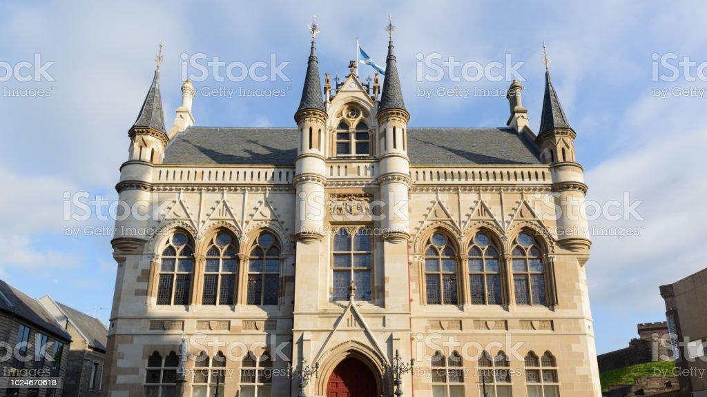 Rathaus, Inverness, Schottland – Foto