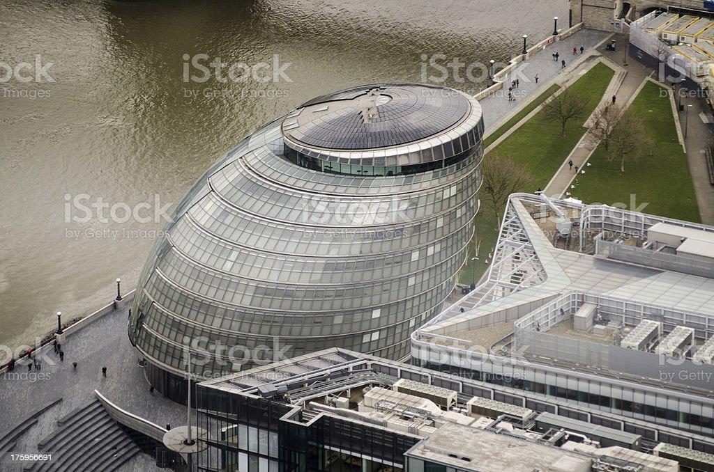 City Hall, London stock photo