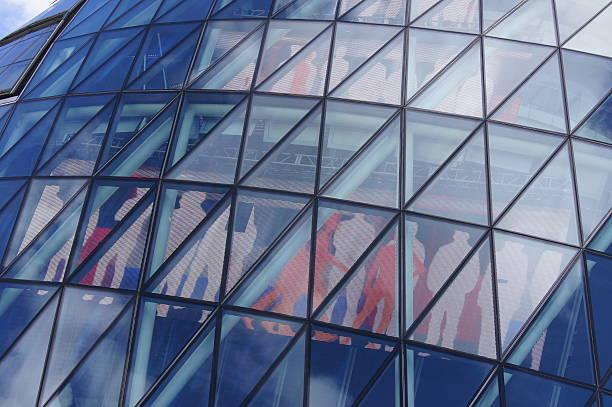 City Hall - London UK stock photo