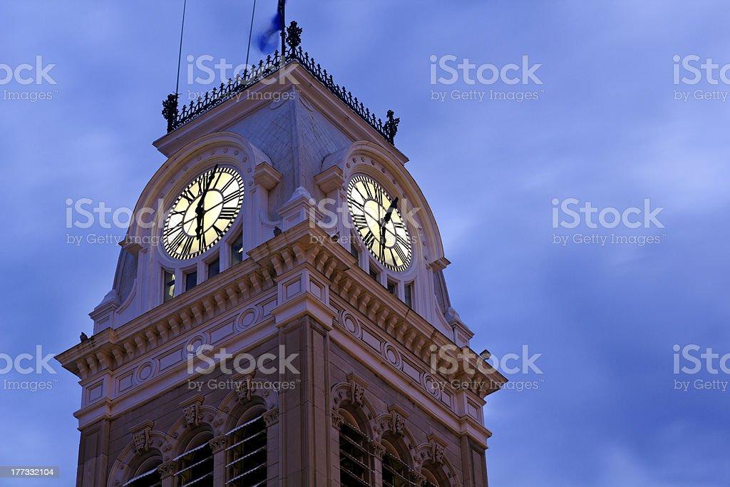 City Hall - Louisville stock photo