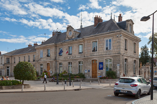 City Hall Of Chambly Stock Photo - Download Image Now