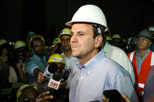 City Hall of Rio presents Transolimpica Expressway