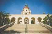 City hall at Pasadena, California