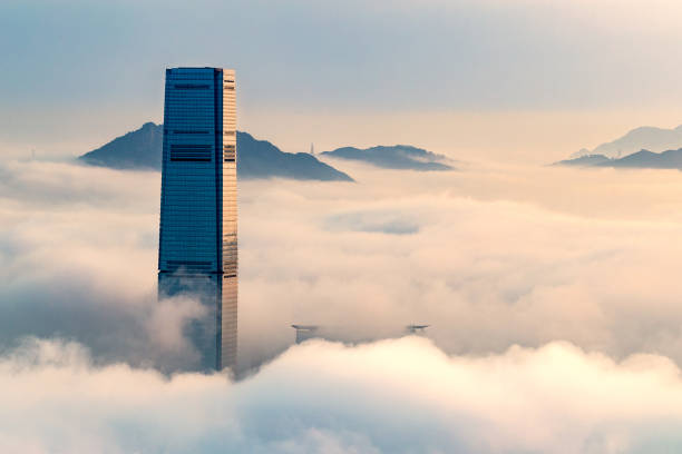 City In The Clouds - Photo