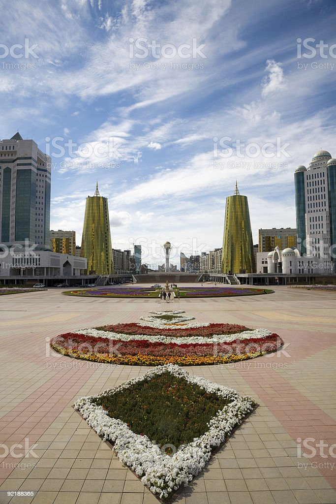 City landscape. royalty-free stock photo