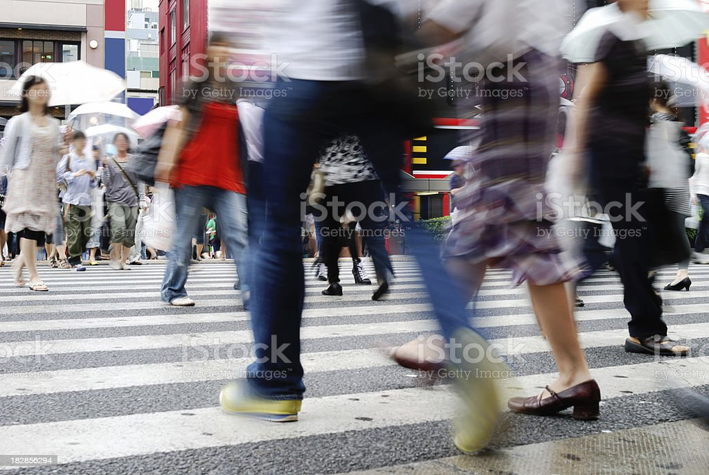 City Life royalty-free stock photo