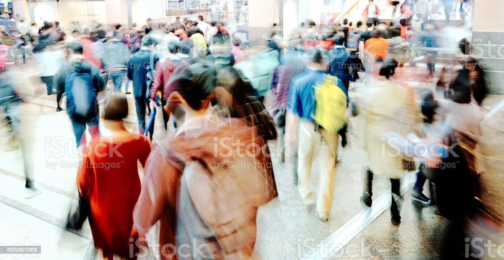 city life stock photo