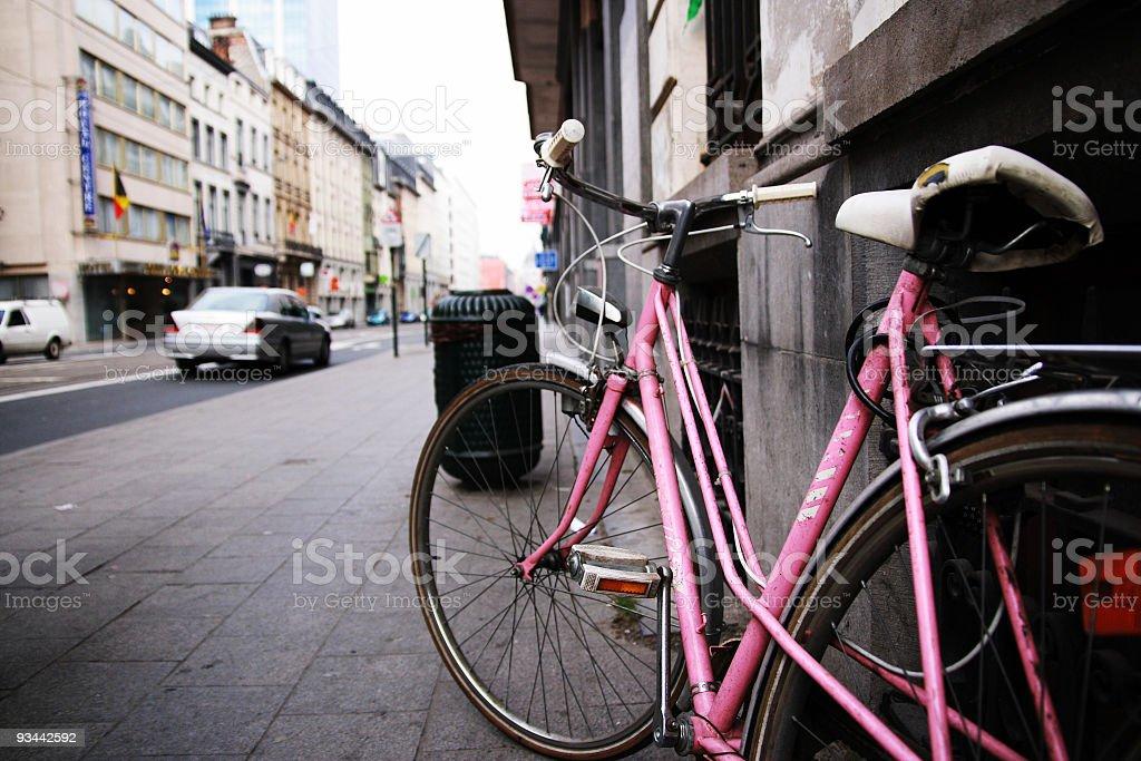 Stadt life Lizenzfreies stock-foto