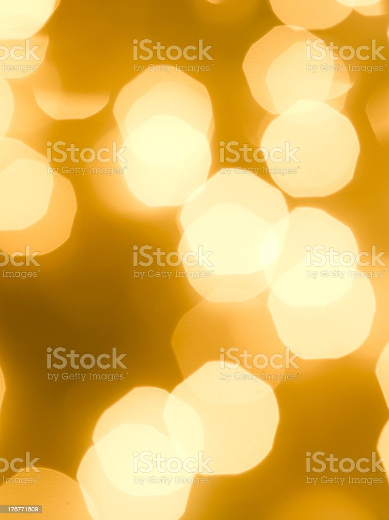 City lights. royalty-free stock photo