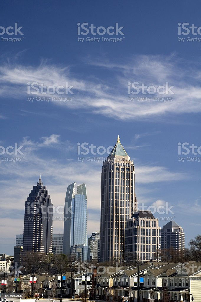 city living stock photo