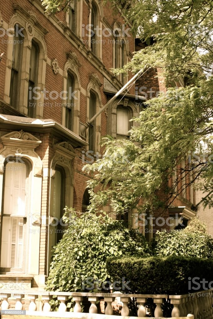 City Living stock photo