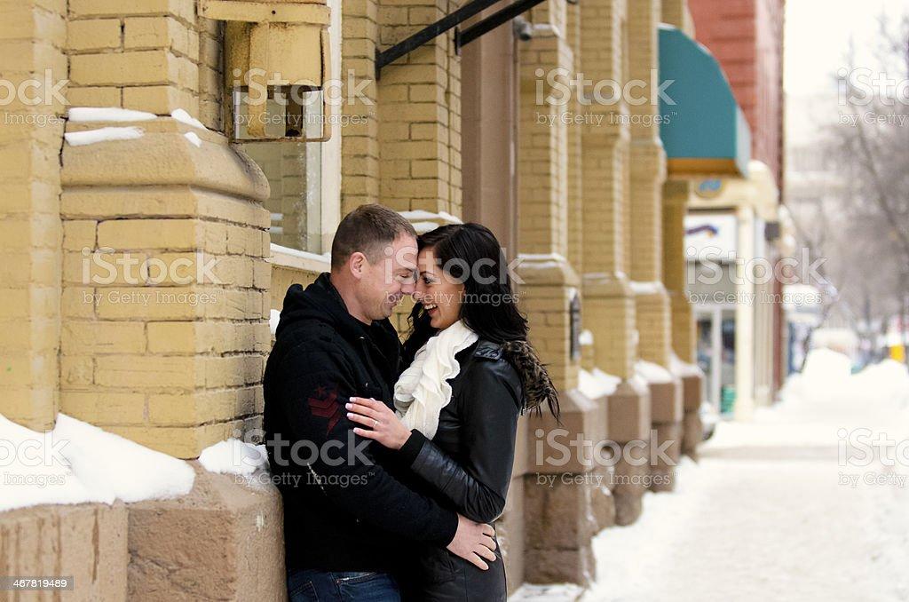 City Love royalty-free stock photo