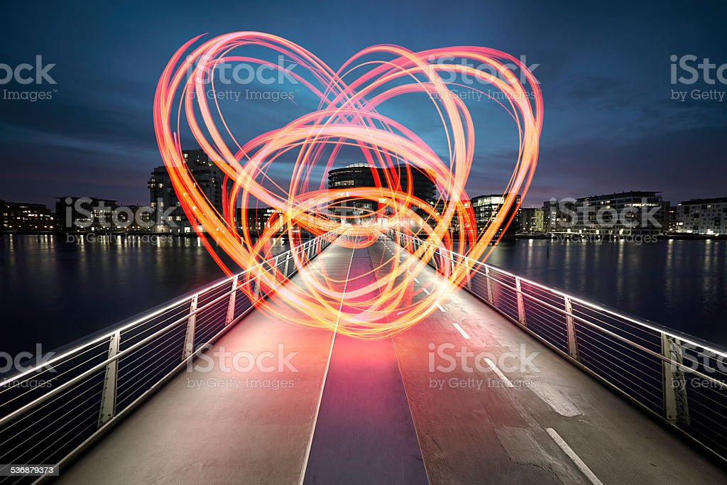 City Love stock photo