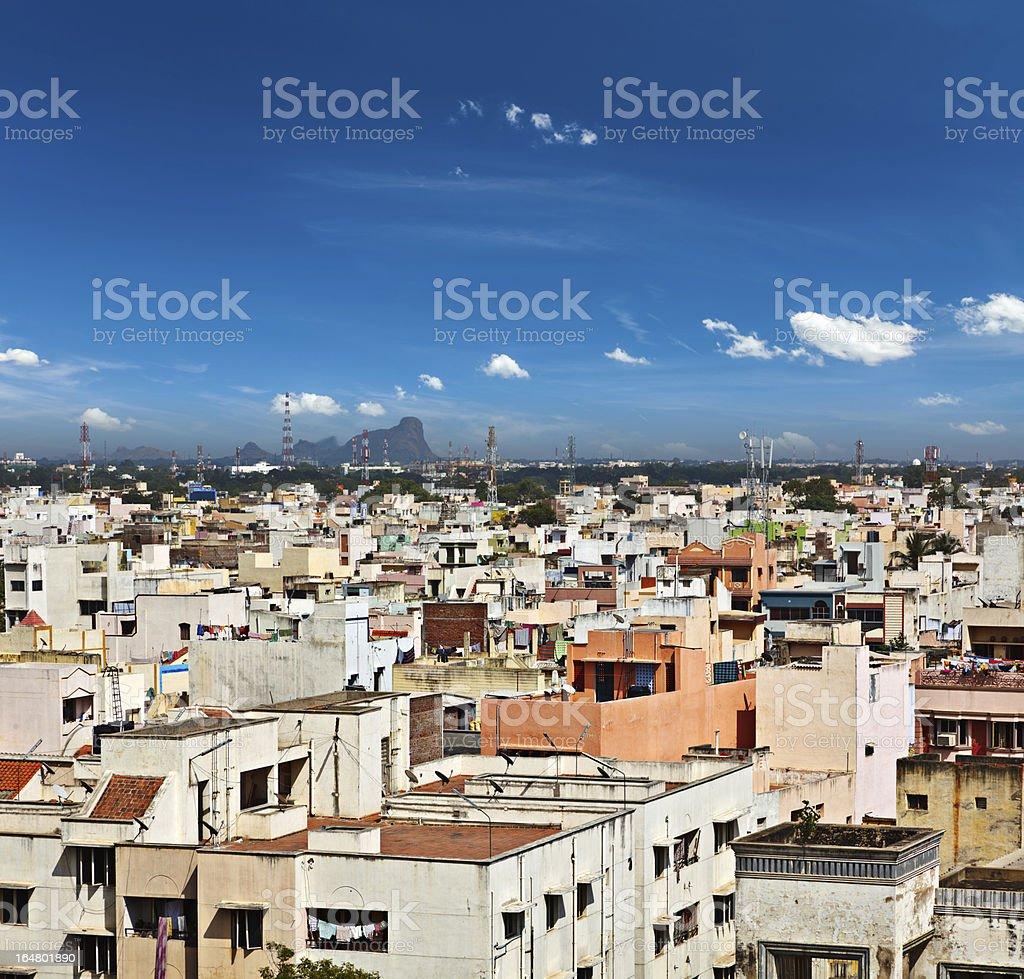 City Madurai, Tamil Nadu, India royalty-free stock photo