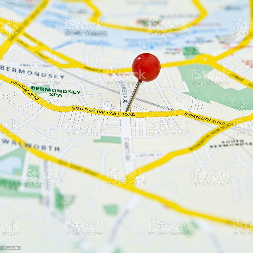 city Stadtplan – Foto