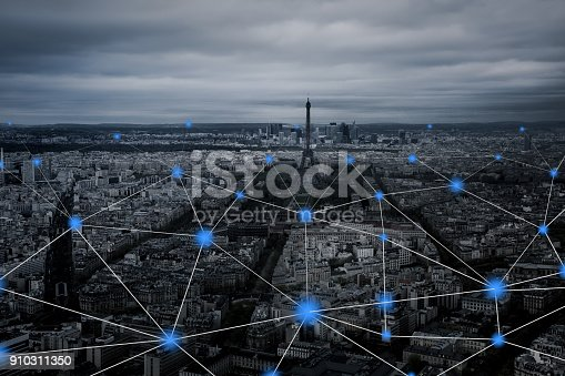 istock city network technology 910311350