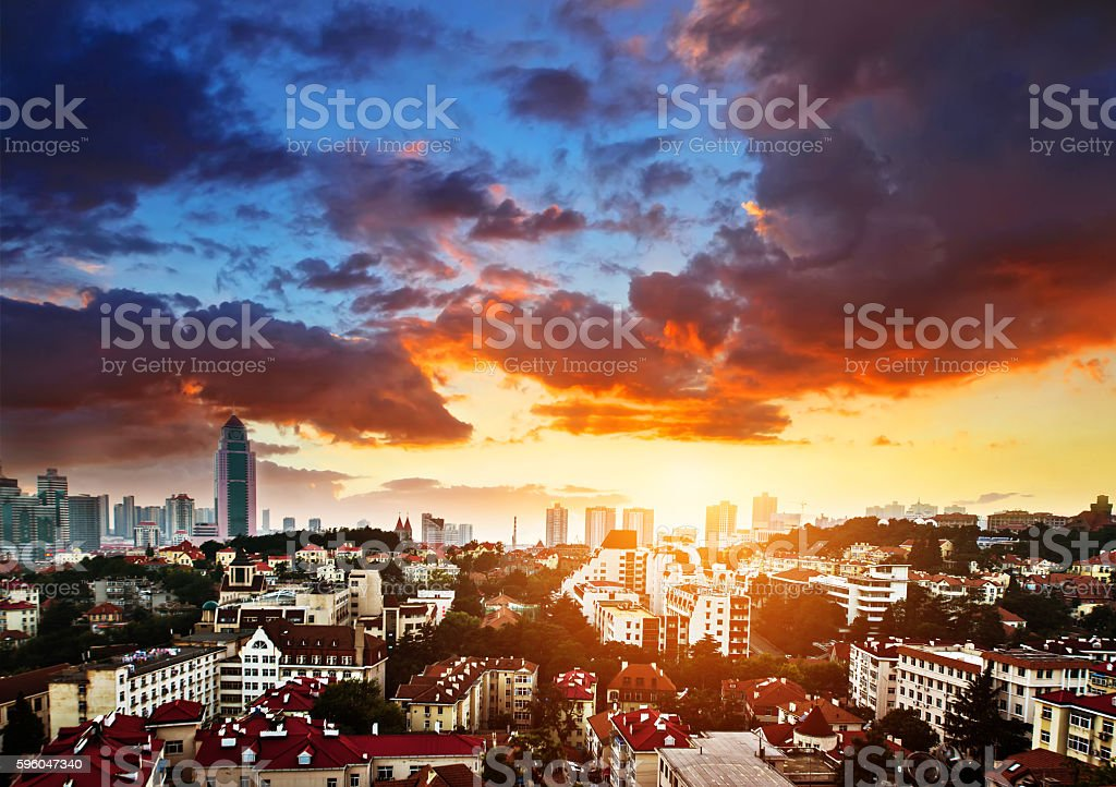 city night royalty-free stock photo