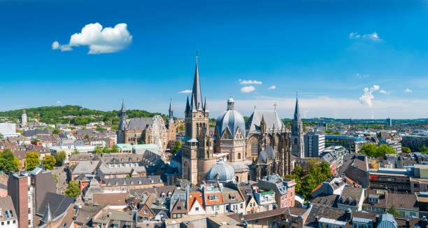 Stadt Aachen, Deutschland – Foto