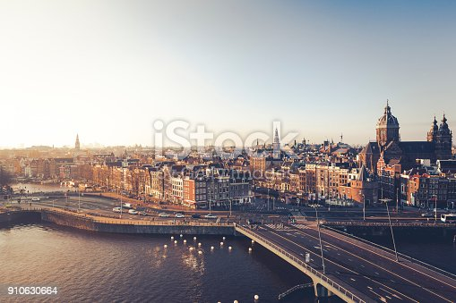 istock city of amsterdam, the netherlands 910630664