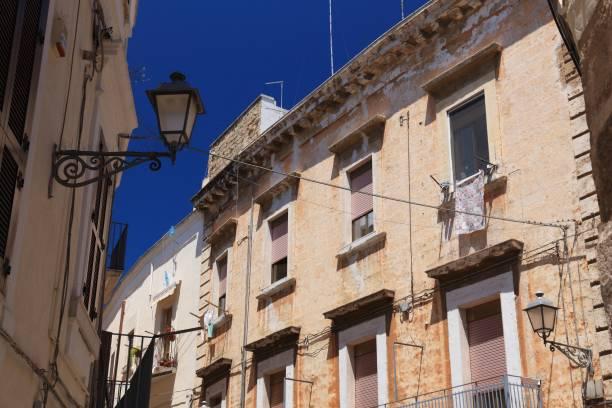City of Bari, Italy stock photo