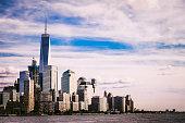 istock City of Dreams, New York City's Skyline at Twilight 603257436