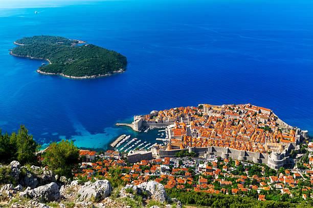 Stadt von Dubrovnik – Foto