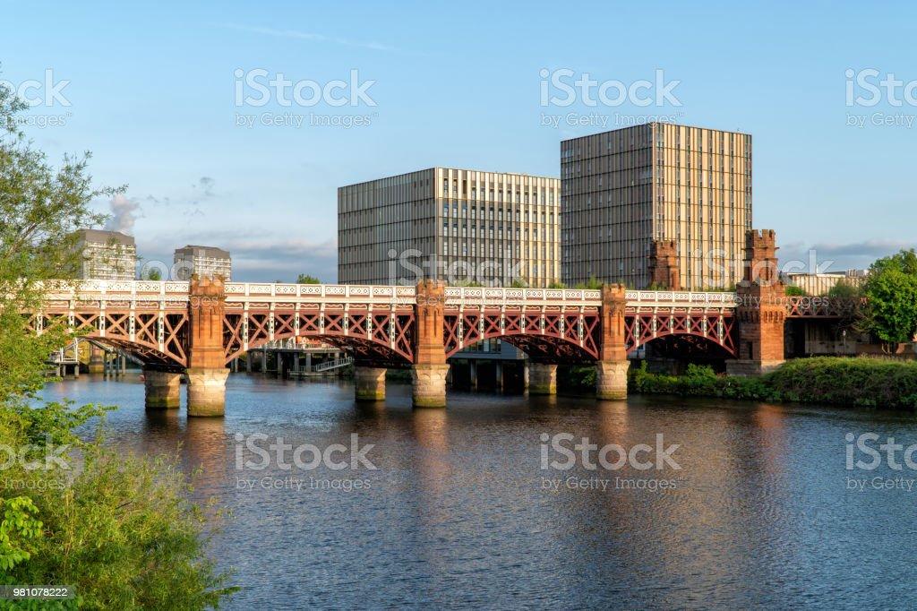 City of Glasgow College - Riverside Campus stock photo