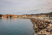 City of Isola in Slovenia