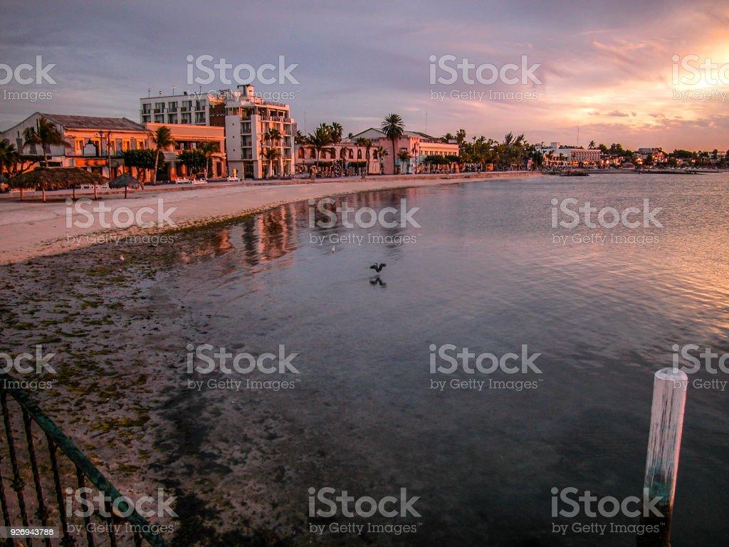 Ciudad de La Paz - foto de stock