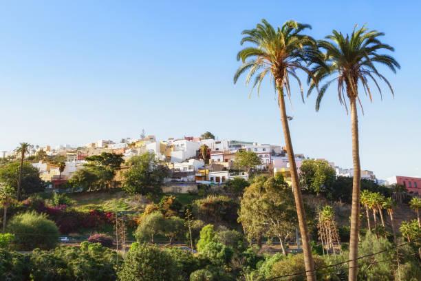 City of Las Palmas, Canary Islands, Spain
