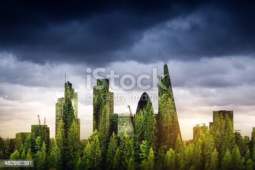 istock City Of London 482992391
